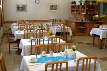 Hotel Admiral: Sala Colazione VIENNA