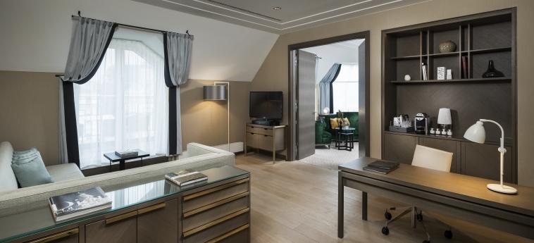 Hotel Hilton Vienna Plaza: Dettaglio VIENNA