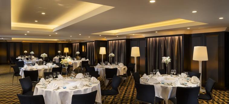 Hotel Hilton Vienna Plaza: Sala VIENNA