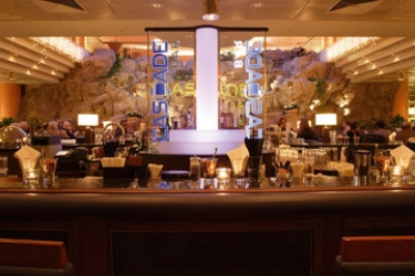 Hotel Vienna Marriott: Bar VIENNE