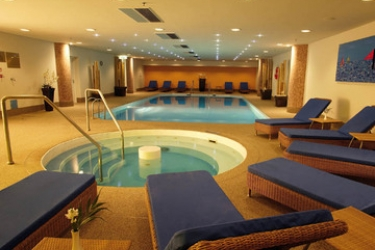 Hotel Vienna Marriott: Piscine Couverte VIENNE