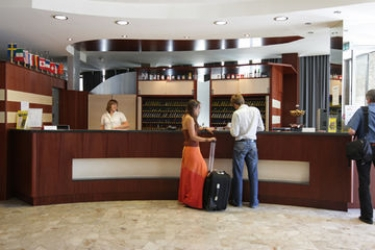 Hotel Academia: Lobby VIENNE