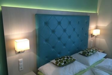 Hotel Odeon: Aménagement chambre VIENNE