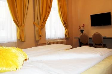 Hotel Odeon: Chanbre VIENNE