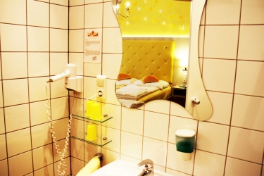 Hotel Odeon: Lavabo VIENNE