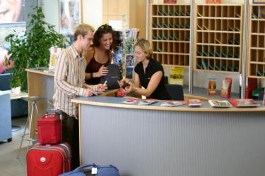 Allyouneed Hotel Vienna4: Lobby VIENNE