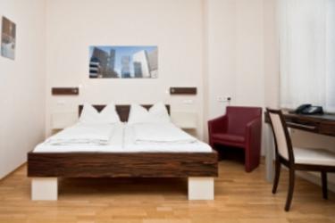 Pension City Rooms: Chambre jumeau VIENNE