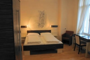 Pension City Rooms: Chambre VIENNE
