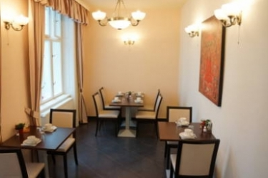 Pension City Rooms: Salle de Petit Dejeuner VIENNE
