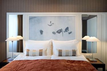 Hotel The Harmonie Vienna: Chanbre VIENNE