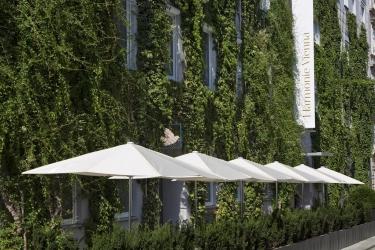 Hotel The Harmonie Vienna: Extérieur VIENNE