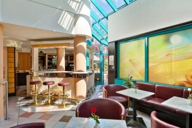 Austria Trend Hotel Lassalle: Bar VIENNE
