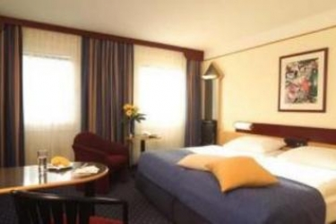 Austria Trend Hotel Lassalle: Chambre Double VIENNE