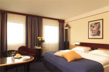 Austria Trend Hotel Lassalle: Chambre VIENNE