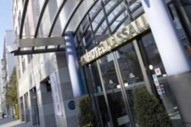 Austria Trend Hotel Lassalle: Entrée VIENNE