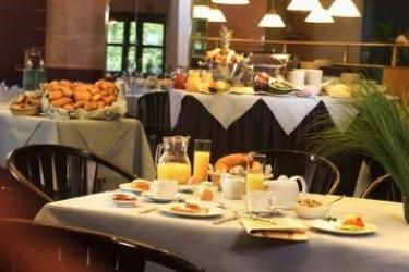 Austria Trend Hotel Lassalle: Lobby VIENNE