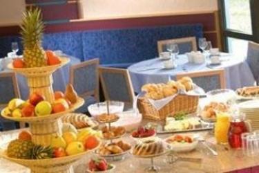 Austria Trend Hotel Lassalle: Salle de Petit Déjeuner VIENNE