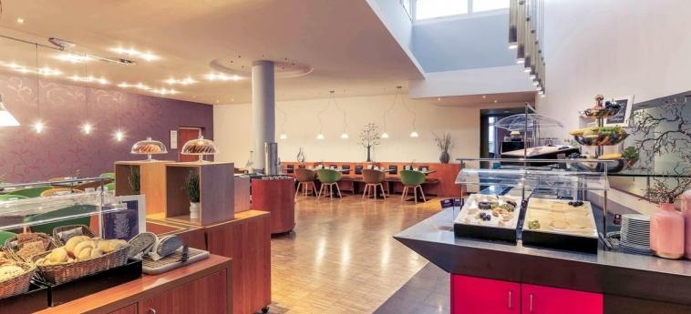 Hotel Mercure Wien City: Bar VIENNE
