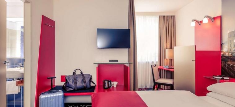 Hotel Mercure Wien City: Chambre Double VIENNE