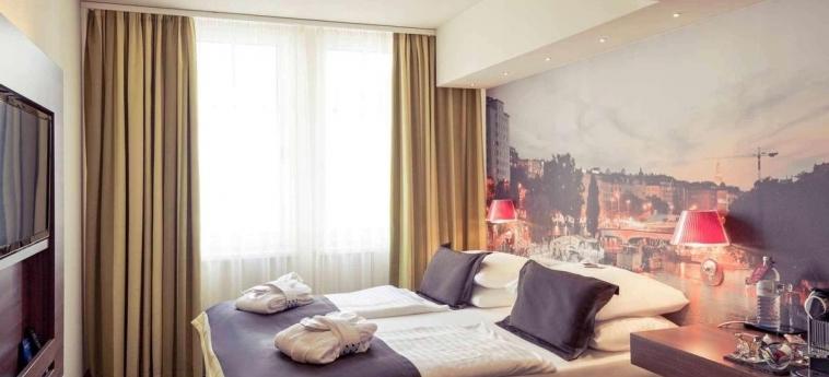 Hotel Mercure Wien City: Chambre VIENNE