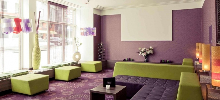 Hotel Mercure Wien City: Hall VIENNE