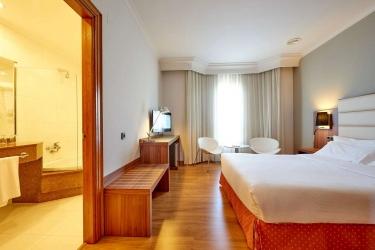 Hotel Tryp Los Galeones: Camera Suite VIGO