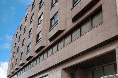 Hotel Tryp Los Galeones: Esterno VIGO