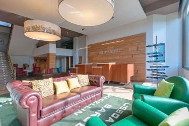Hotel Tryp Los Galeones: Reception VIGO