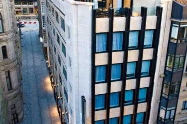 Hotel Inffinit: Exterior VIGO