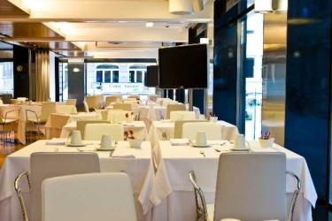 Hotel Inffinit: Restaurante VIGO