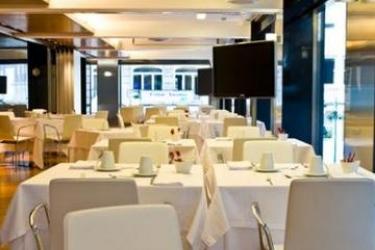Hotel Inffinit: Salle de Petit Déjeuner VIGO
