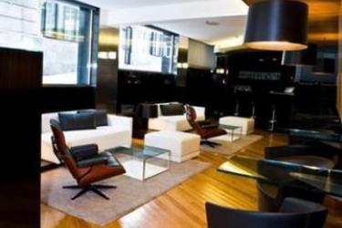 Hotel Inffinit: Bar VIGO