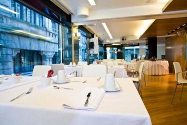 Hotel Inffinit: Restaurant VIGO
