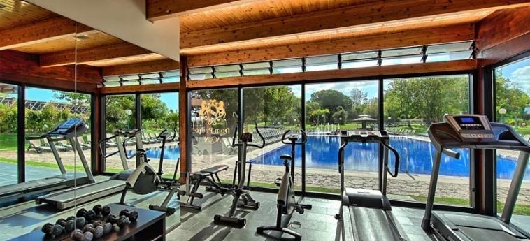 Hotel Dom Pedro Vilamoura Resort: Gimnasio VILAMOURA - ALGARVE