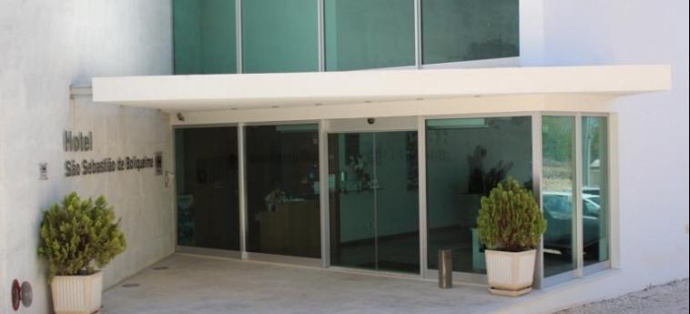 Hotel Sao Sebastiao De Boliqueime: Entrée VILAMOURA - ALGARVE