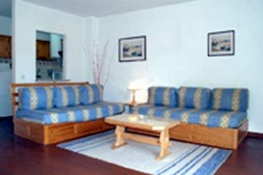Hotel Oasis Village (One Bedroom): Living Room VILAMOURA - ALGARVE