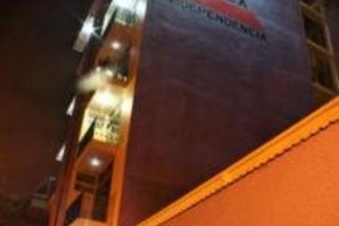 Hotel Plaza Independencia: Extérieur VILLAHERMOSA