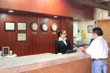 Hotel Plaza Independencia: Hall VILLAHERMOSA