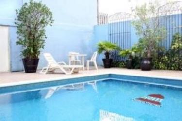 Hotel Plaza Independencia: Swimming Pool VILLAHERMOSA