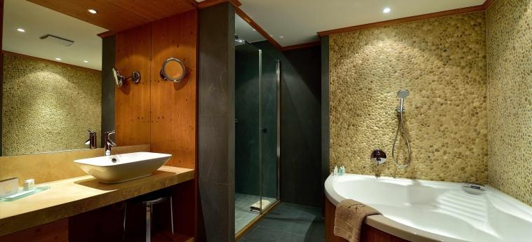 Chalet Royalp Hotel & Spa: Bagno VILLARS-SUR-OLLON