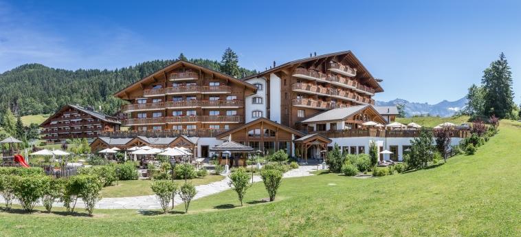 Chalet Royalp Hotel & Spa: Esterno VILLARS-SUR-OLLON