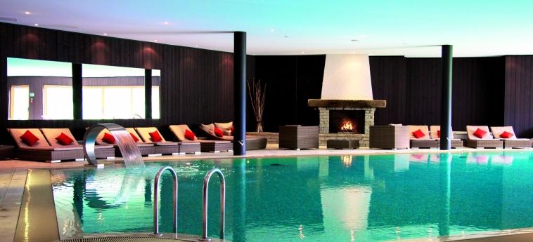 Chalet Royalp Hotel & Spa: Piscina Coperta VILLARS-SUR-OLLON