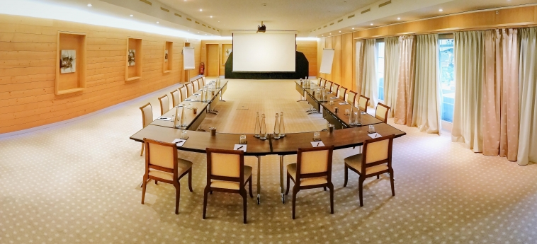 Chalet Royalp Hotel & Spa: Sala Riunioni VILLARS-SUR-OLLON