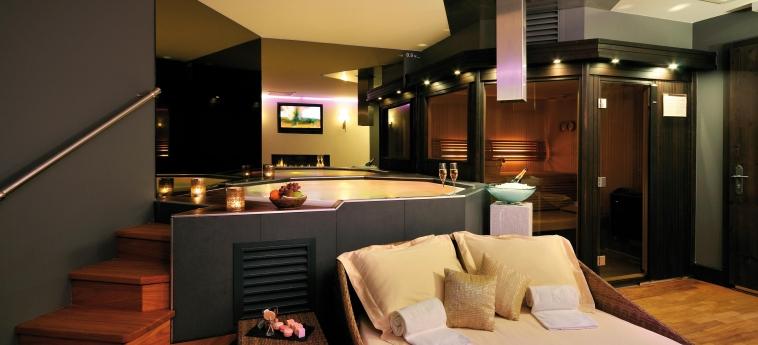 Chalet Royalp Hotel & Spa: Spa VILLARS-SUR-OLLON