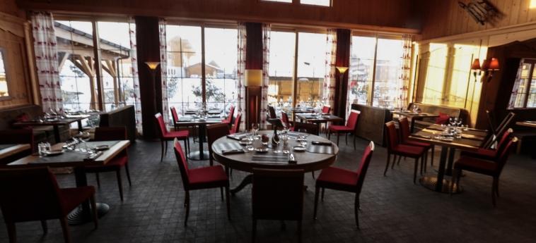 Chalet Royalp Hotel & Spa: Restaurant VILLARS-SUR-OLLON