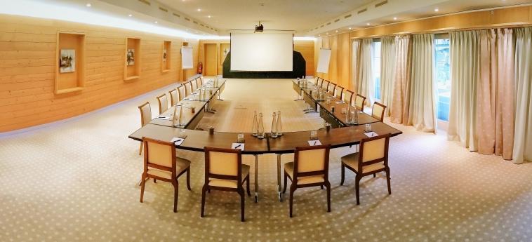 Chalet Royalp Hotel & Spa: Salle de Réunion VILLARS-SUR-OLLON