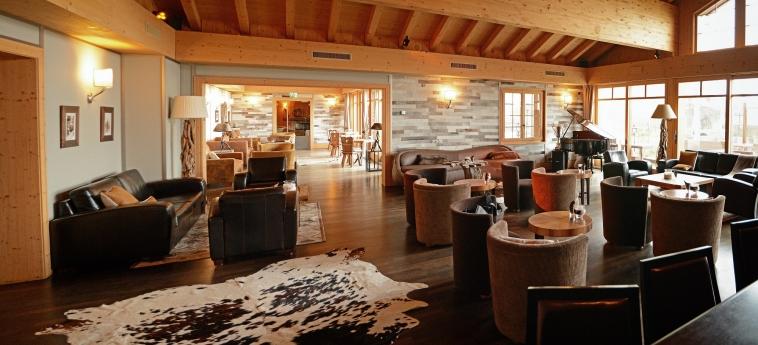 Chalet Royalp Hotel & Spa: Bar VILLARS-SUR-OLLON