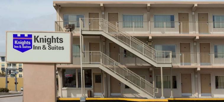 Hotel Knights Inn And Suites Virginia Beach: Esterno VIRGINIA BEACH (VA)