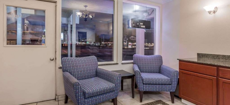 Hotel Knights Inn And Suites Virginia Beach: Lobby VIRGINIA BEACH (VA)