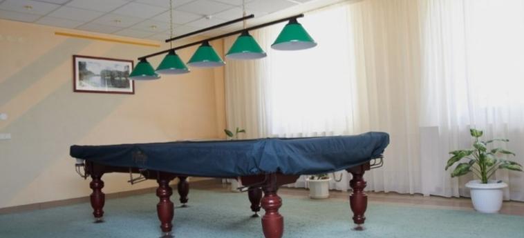 Hotel Luchesa: Games Room VITEBSK